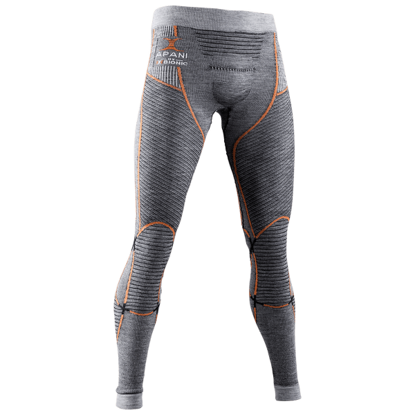 APANI® 4.0 Merino Pant Men BLACK/GREY/ORANGE