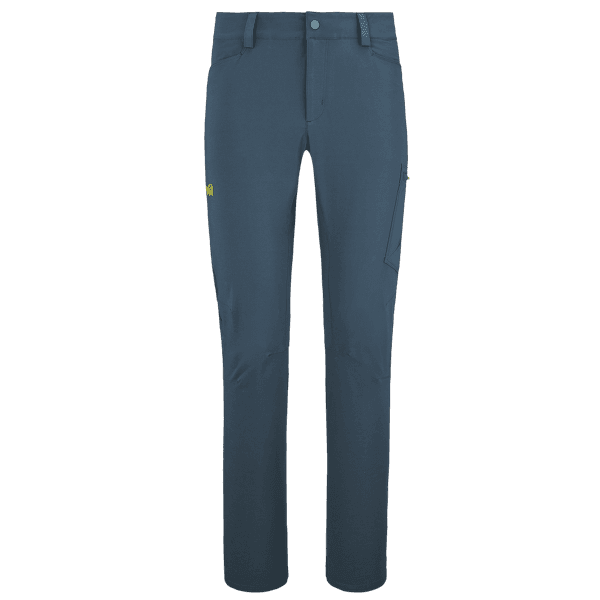 Wanaka Stretch Pant Men ORION BLUE/WILD LIME