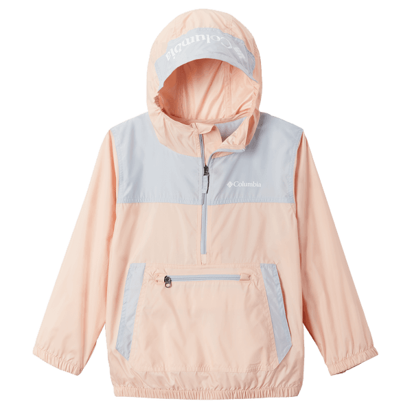 Bloomingport™ Windbreaker Kids Orange 870