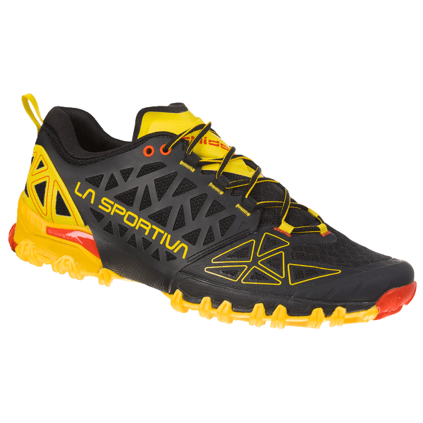 Bushido II Black/Yellow 999100