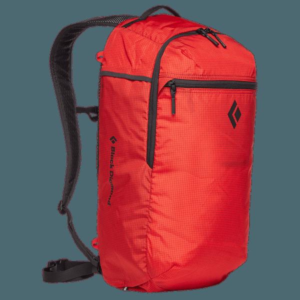 Trail ZIP 18 Hyper Red