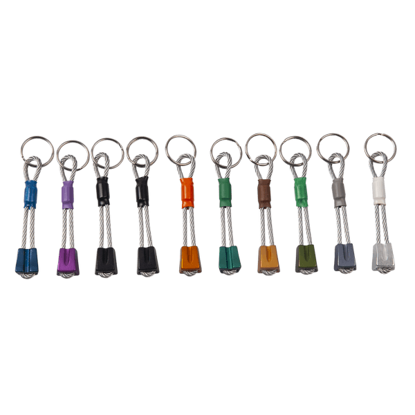 Key rings Alu