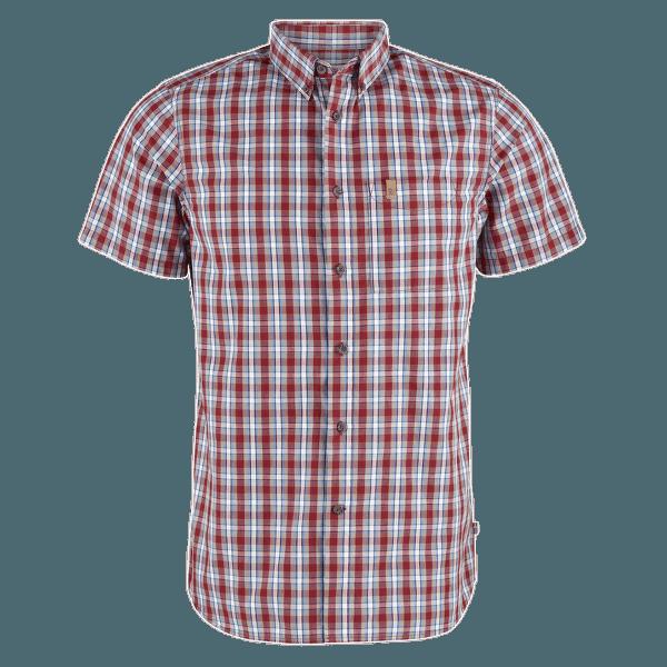 Övik Shirt SS Men Deep Red