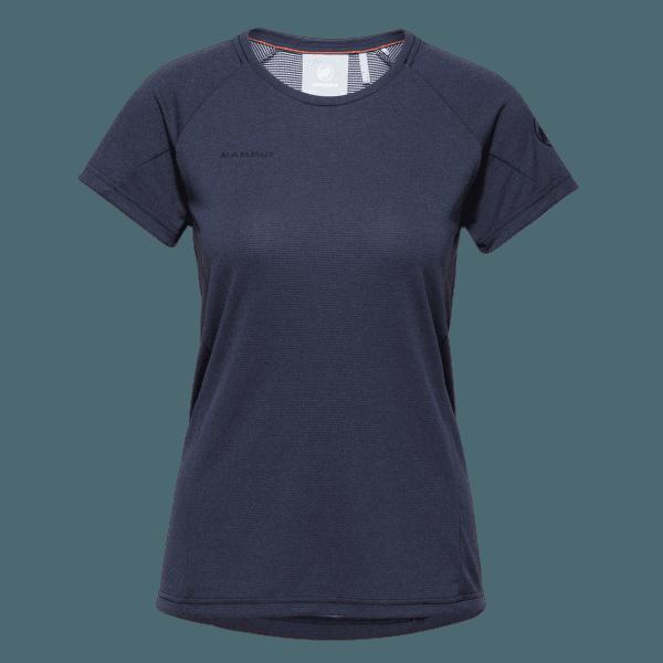 Aegility T-Shirt Women marine melange 5784