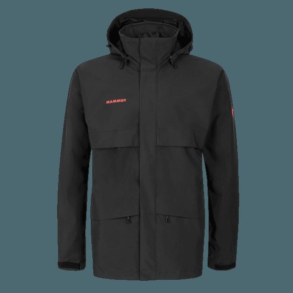 Heritage HS Hooded Jacket Men black 0001