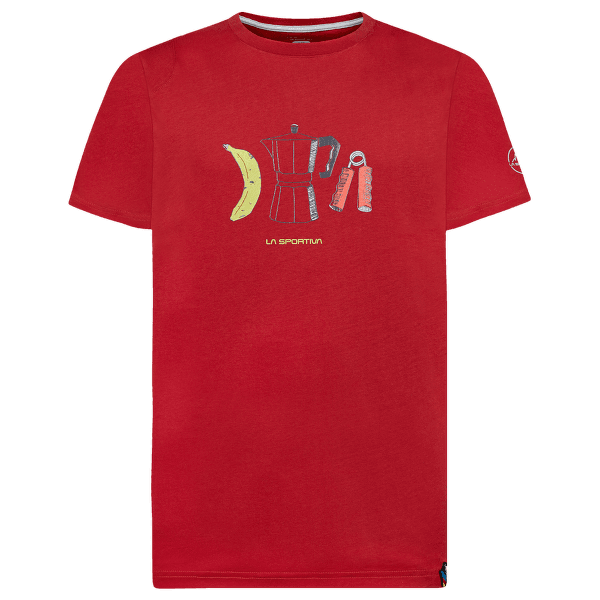 Breakfast T-Shirt Men Chili