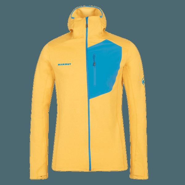 Aconcaqua Light ML Hooded Jacket Men freesia-gentian 1261