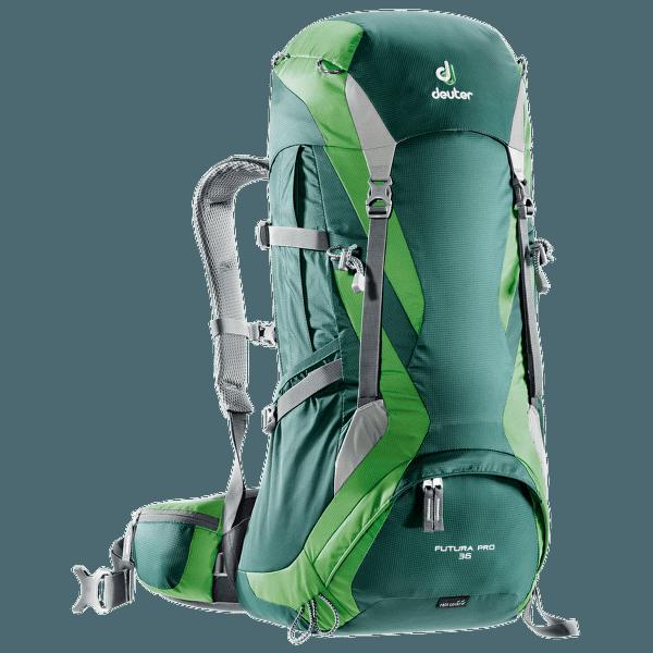 Futura Pro 36 forest-emerald