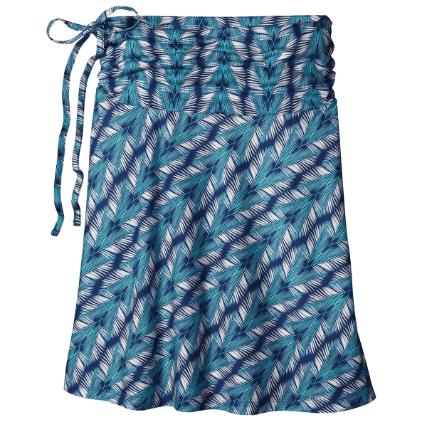 Lithia Skirt Women Banana Breeze Petite: Channel Blue