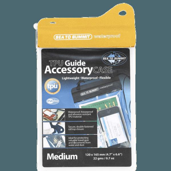 TPU Accessory Case Medium Yellow (YW)