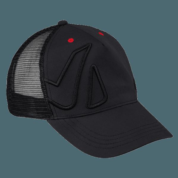 Logo Cap II BLACK - NOIR