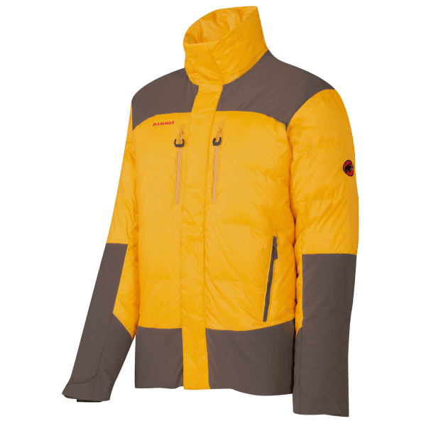 Ambler Pro IN Hooded Jacket Men malt-dark oak 1189