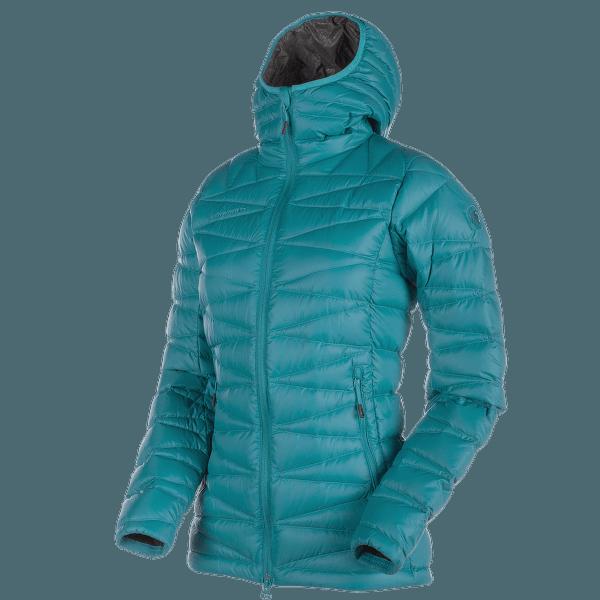 Miva IN Hooded Jacket Women aqua 5009