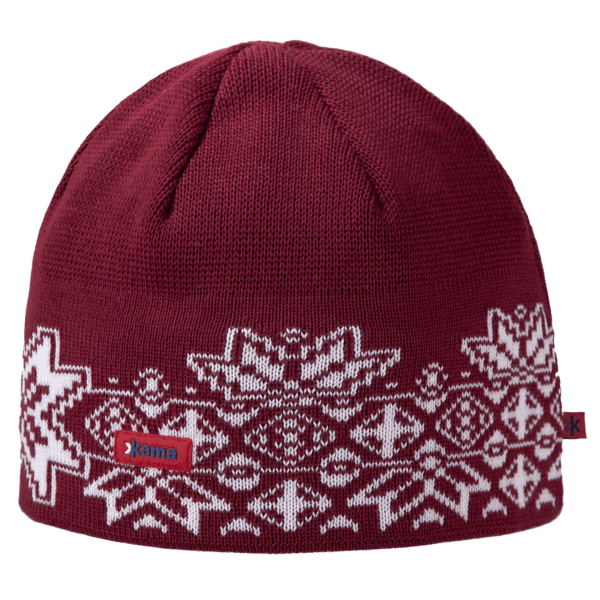 A21 Knitted Hat red