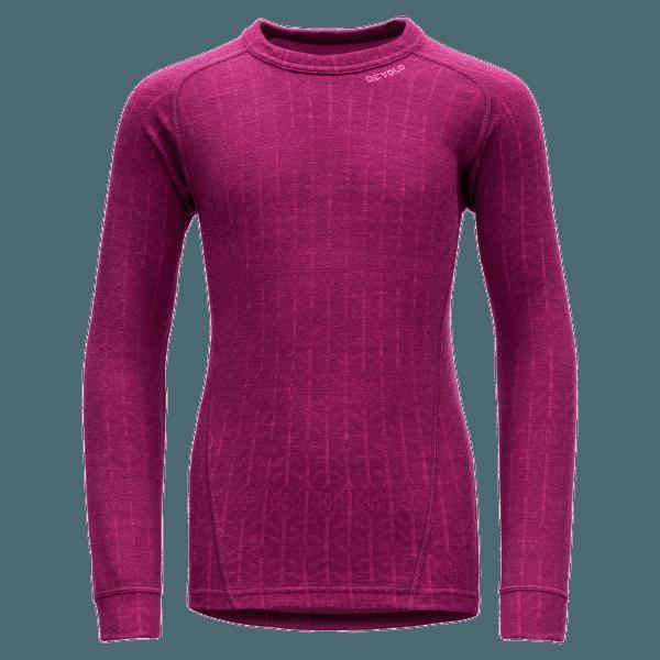 Duo Active Shirt Junior (239-223) 211A PLUM