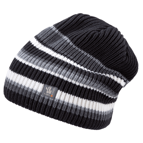 Knitted Hat K58 black 110