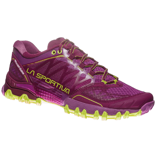 Bushido Women PLUM/APPLE GREEN