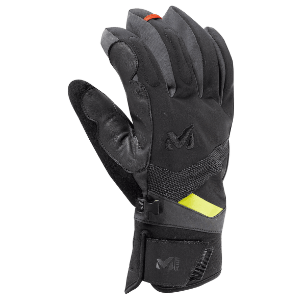 Touring Training Glove (MIV7370) NOIR/ACID GREEN