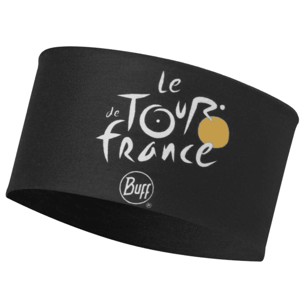 Headband Buff® Tour Black TOUR BLACK