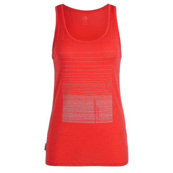Tech Lite Tank Woods Women Ember