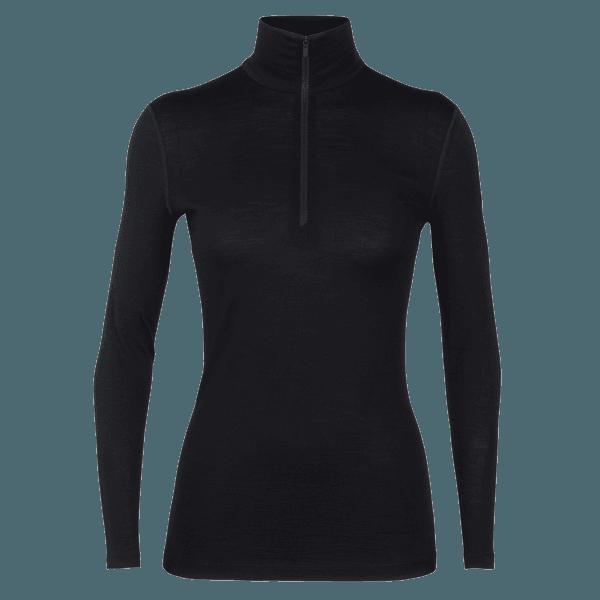 Oasis LS Half Zip Women (104380) Black001