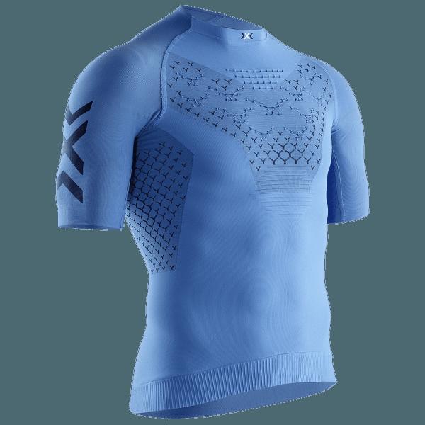 Twyce G2 Run Shirt SH SL Men Blue-Black