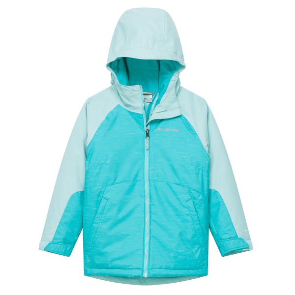 Alpine Action™ II Jacket Girls Geyser, Spray 338