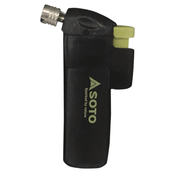 Pocket Torch with refillable lighter