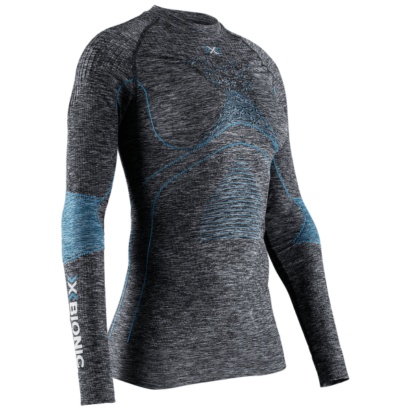 Energy Accumulator 4.0 Melange Shirt Round Neck Women