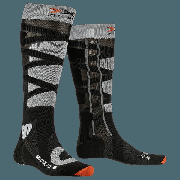 Ski Control 4.0 Men ANTHRACITE MELANGE/STONE GREY
