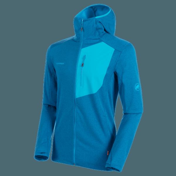 Aconcaqua Light ML Hooded Jacket Men gentian 5213