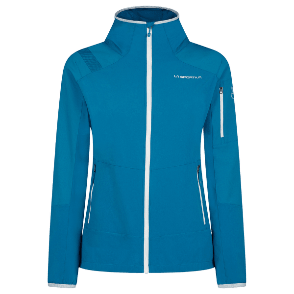 Albigna Jacket Women Neptune