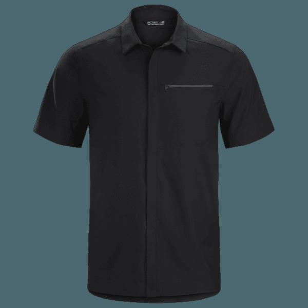 Skyline SS Shirt Men (25214) Black