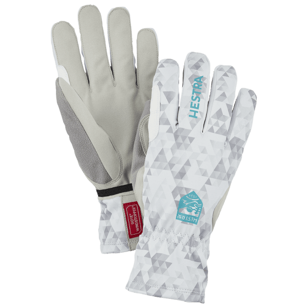 Windstopper Touring Glove Offwhite PRINT