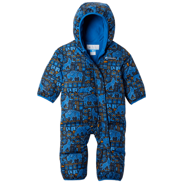Snuggly Bunny™ Bunting Kids Bright Indigo Fiercesome 433