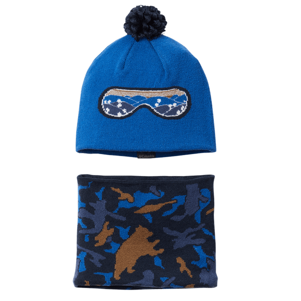 Youth Snow More™ Hat And Gaiter Set