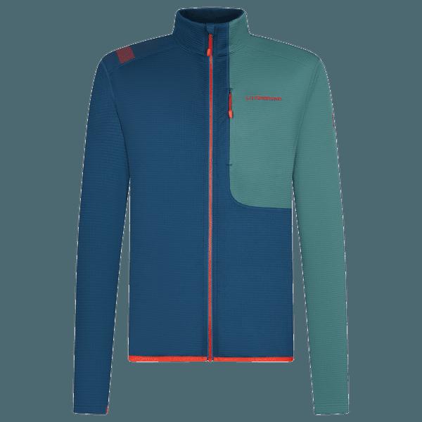 Chill Jacket Men Opal/Pine