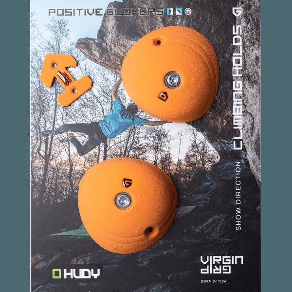 Positive Slopers - oranžové