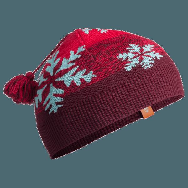 Chalet Hat  Sangria/Garnet