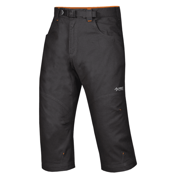 Edge 3/4 2.0 Pants Men anthracite/orange