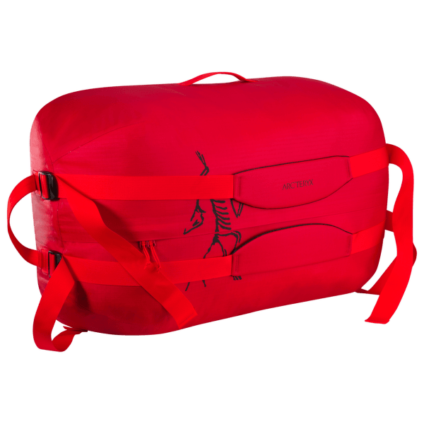 Carrier Duffel 75 Diablo Red