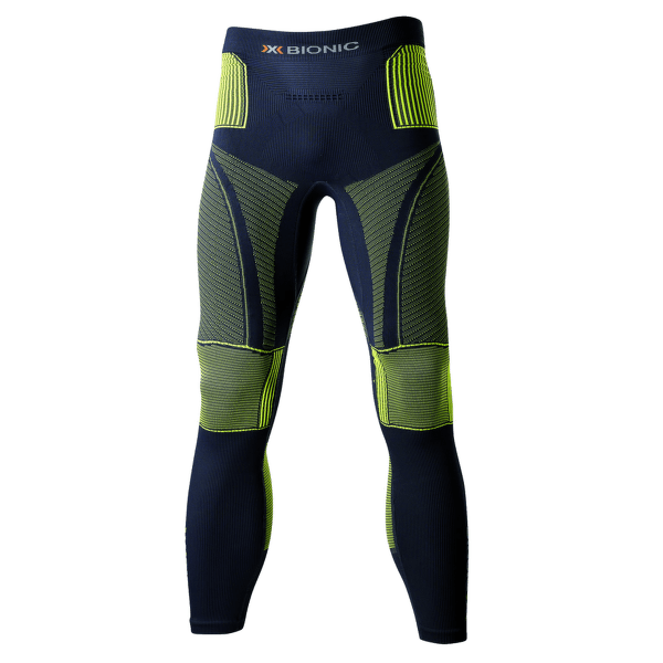 Accumulator Evo Pant Long Man Charcoal/ Yellow