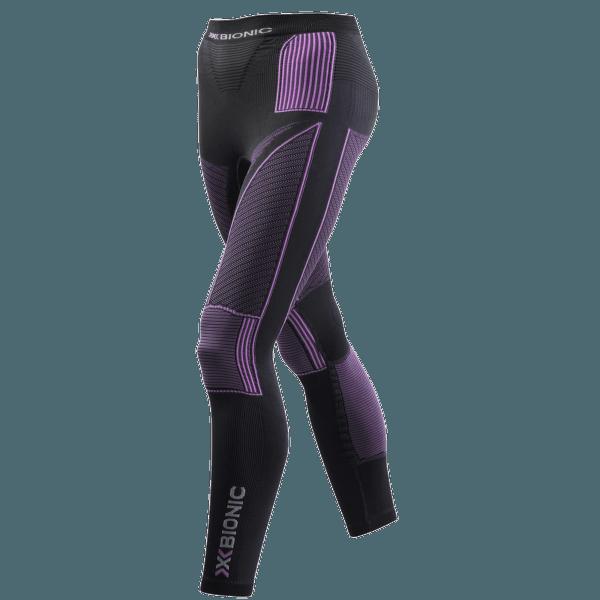 Accumulator Evo Pants Long Women Charcoal/Fuchsia