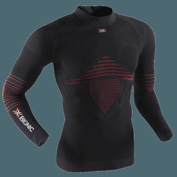 Energizer Evo Turtle Neck Men Black/Red