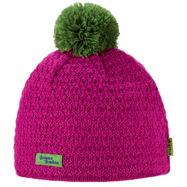 K36 Knitted Hat pink