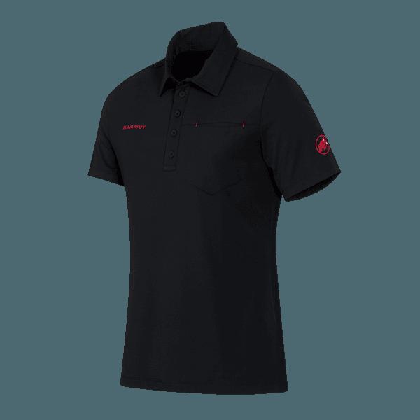 Trovat Tour Polo Men black 0001