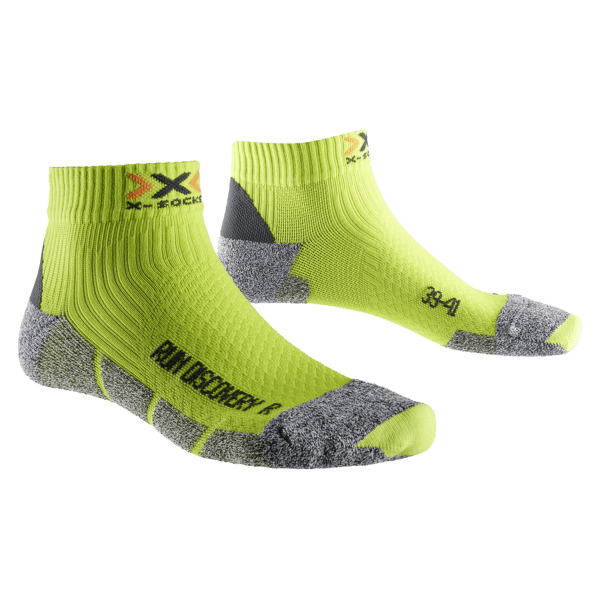 Run Discovery Socks Green Lime/Grey Moulin?