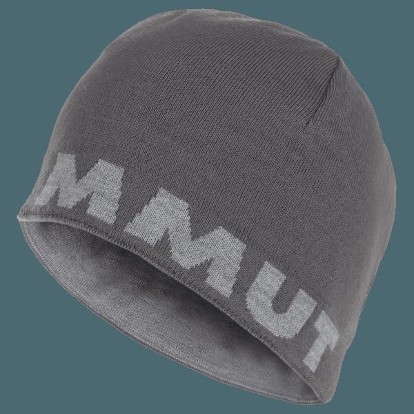 Mammut Logo Beanie titanium-granit