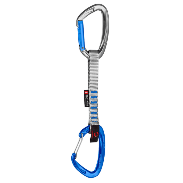 Crag Indicator Wire Express Set Straight/Wire 10 cm 32200 silver-ultramarine