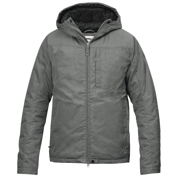 Kiruna Padded Jacket Men Thunder Grey